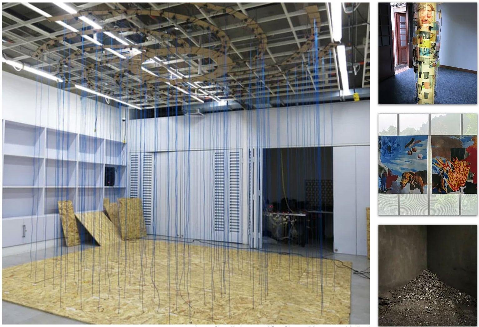 Periódico Arteria reseña los proyectos de grado de Arte