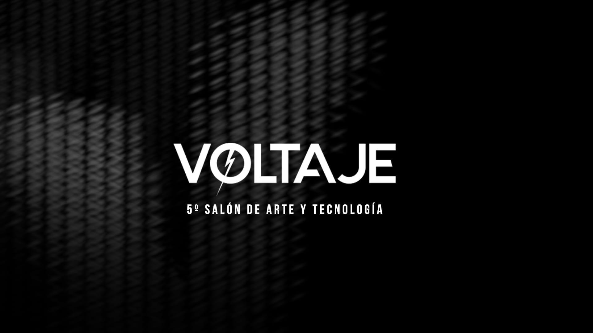 Voltaje – 5º salón de arte y tecnología