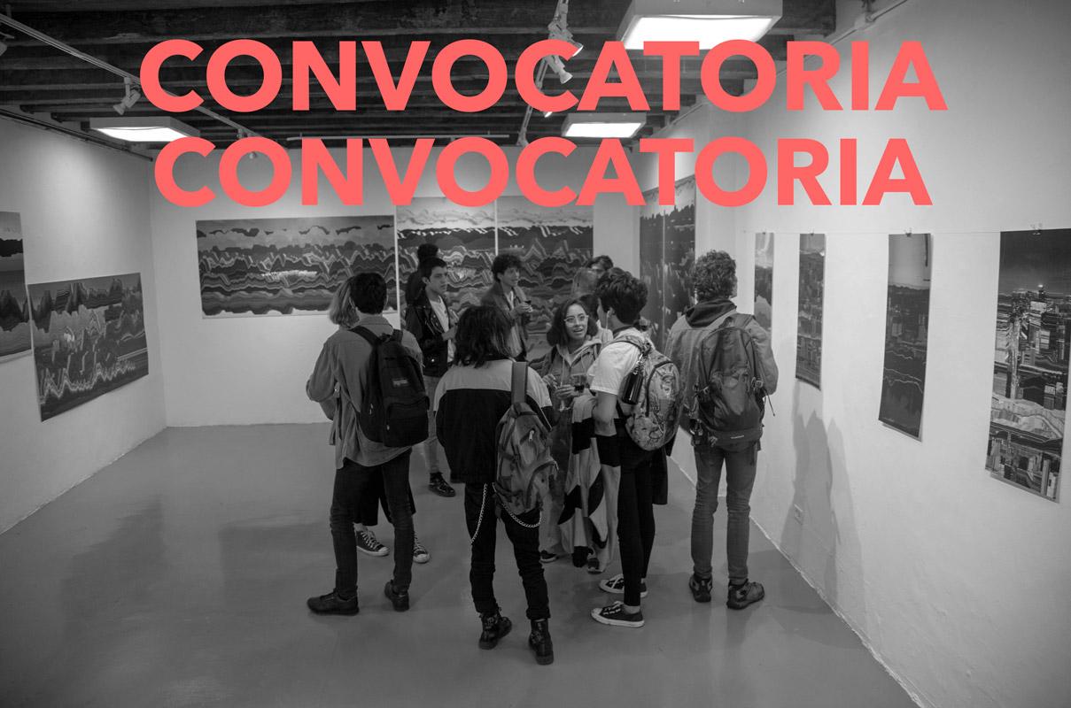 Convocatoria Sala de proyectos 2019-2020