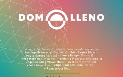 Festival de video experimental Domo Lleno 2018