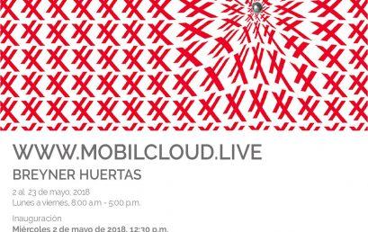 Inauguración exposición www.mobilcloud.live