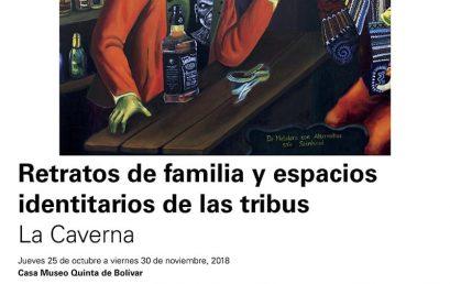 Exposición Retratos de familia y espacios identitarios de las tribus