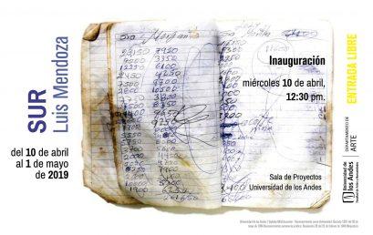 Exposición Sur de Luis Mendoza