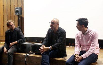 Video: Conversatorio sobre proyecto del 9 de abril en el MamBo