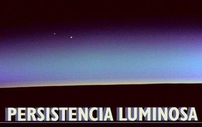 Conversatorio inauguración de la exposición Persistencia Luminosa