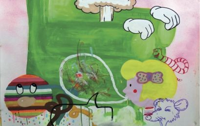 Exposición Pink Punk and Bad Painting de Ricardo Muñoz