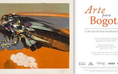 Exposición: Arte para Bogotá