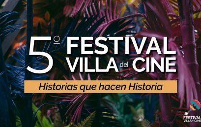 5to Festival Villa del Cine