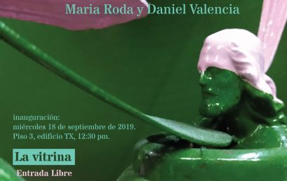 Exposición: Atlas de zoozobra de María Roda y Daniel Valencia