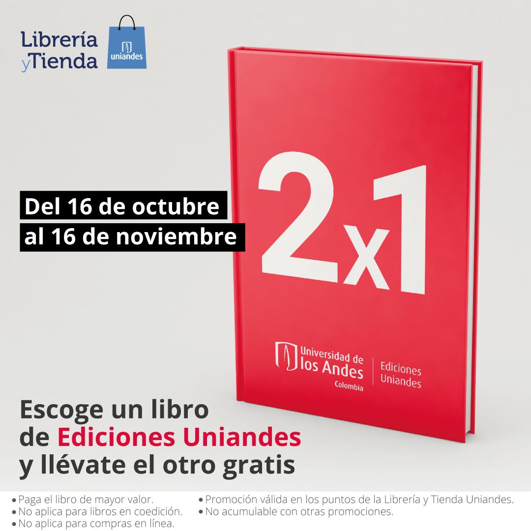 2x1 Ediciones Uniandes
