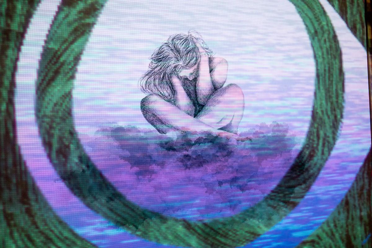 … Jamás te dejaré. Pero… quiero estar sola – Johanna Benavides