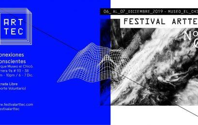 3ra edición del Festival Arttec | Conexiones Conscientes