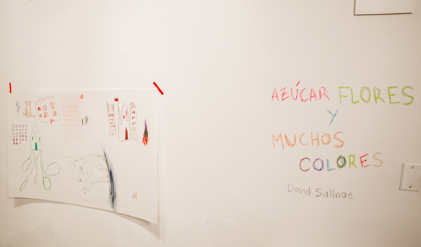 Azúcar, flores y muchos colores – David Salinas