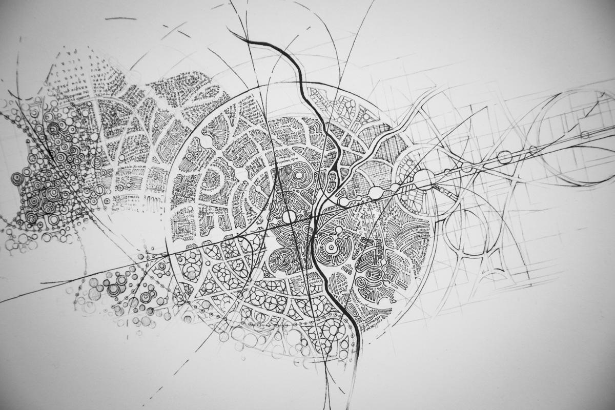La Ciudad de los Arcos – Daniel Mantilla