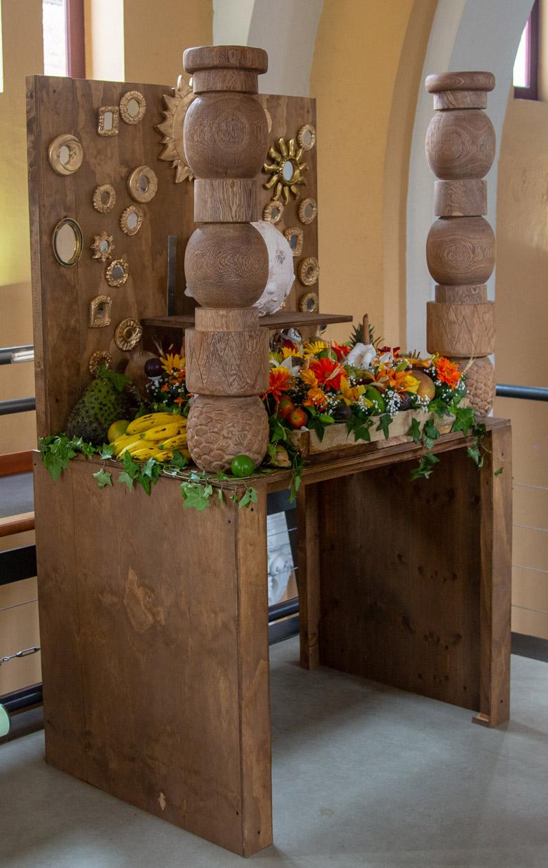 Altares – Ana Orobio