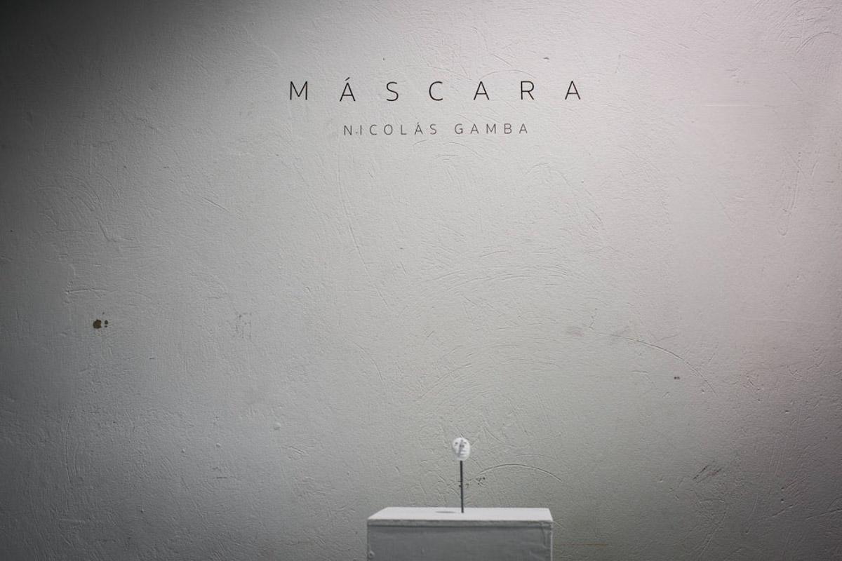 Máscara – Nicolas Gamba