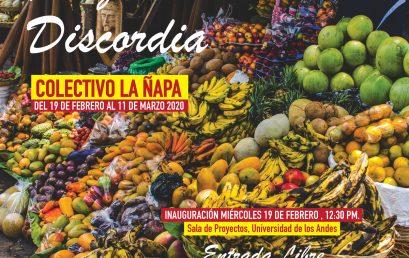 Exposición Plaza de la discordia de Colectivo la ñapa