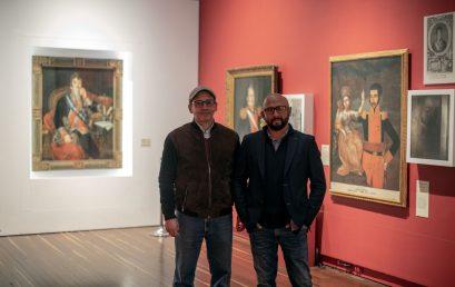 Pintores en tiempos de la Independencia. Parte 1: estudios con luces especiales