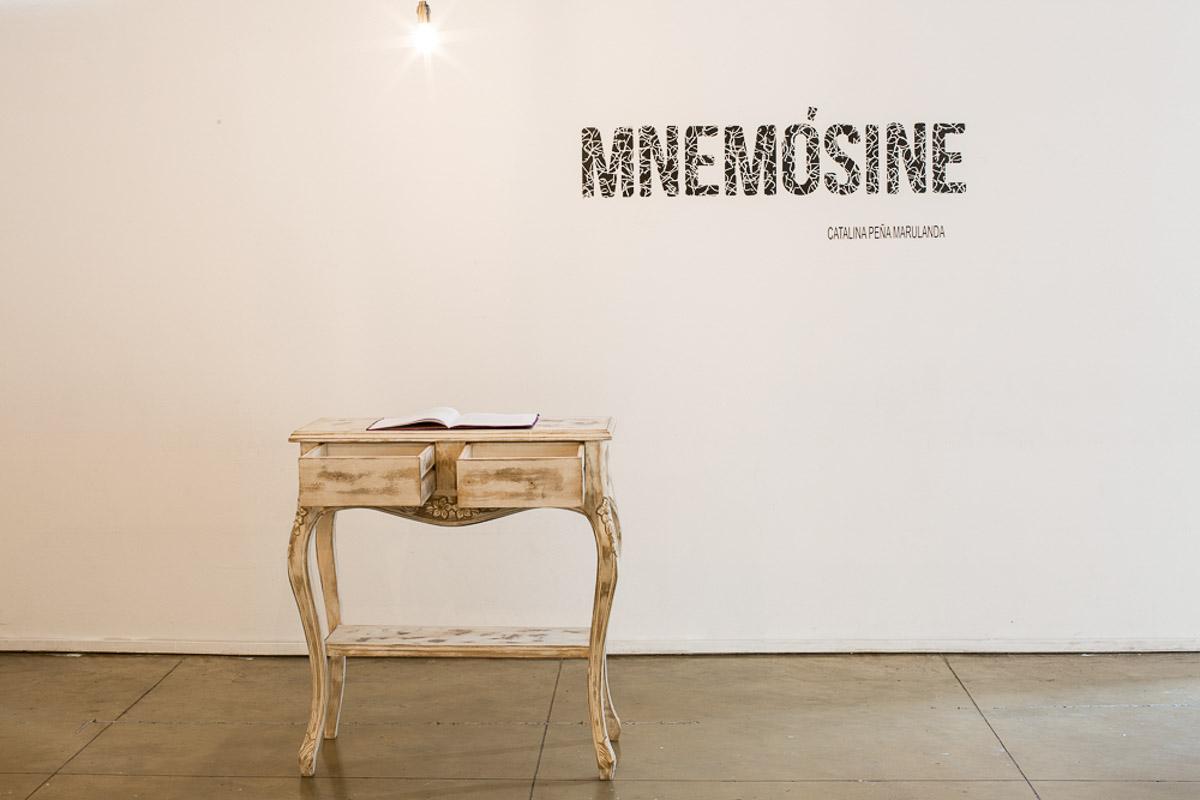 Mnemósine – Catalina Peña