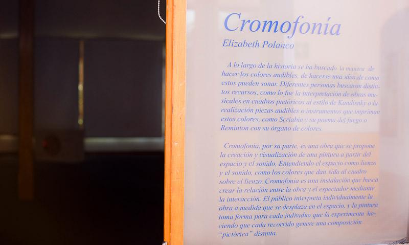 Cromofonía – Elizabeth Polanco
