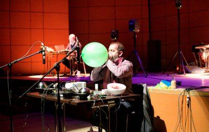 Ricardo Arias es el curador de la primera versión del festival sonoFEST