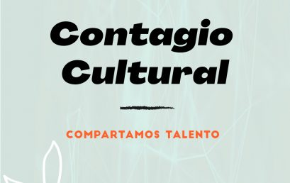 Contagio cultural: compartamos talento