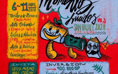 Residencia artística Momentos Lúcidos: San Rafael Vol. 3.