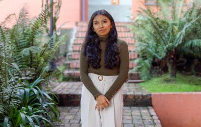 Egresados: Diana Chicaiza nos habla del freelance como artista