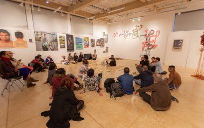 Video: Salón de Arte Indígena Manuel Quintín Lame, otras voces, otras historias, otras artes