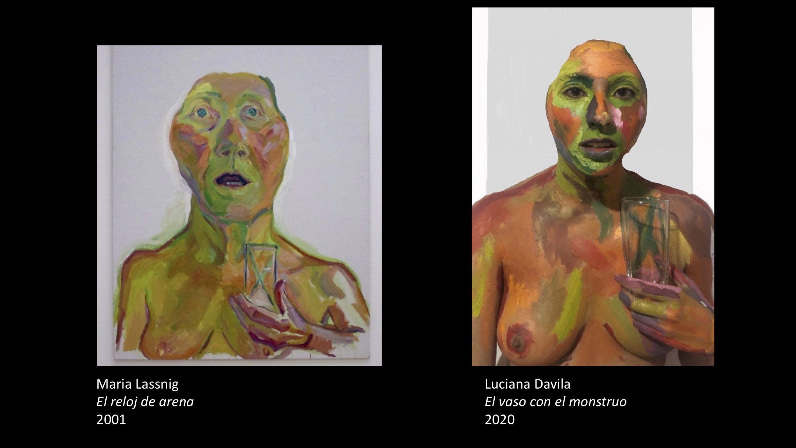 El vaso con el monstruo – Luciana Davila