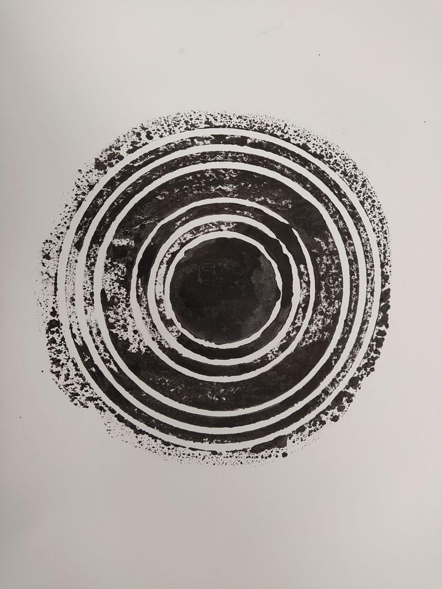 Culo – Andrea Paez Muñoz