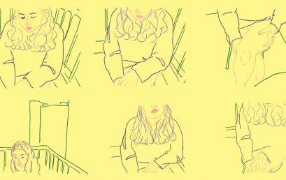 Hilan los archivos de mi cuerpo – Valeria Quintana