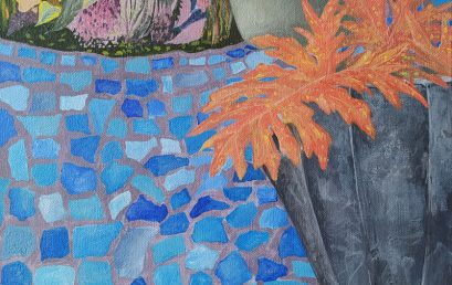 Jardín marino – Kamila Lenes