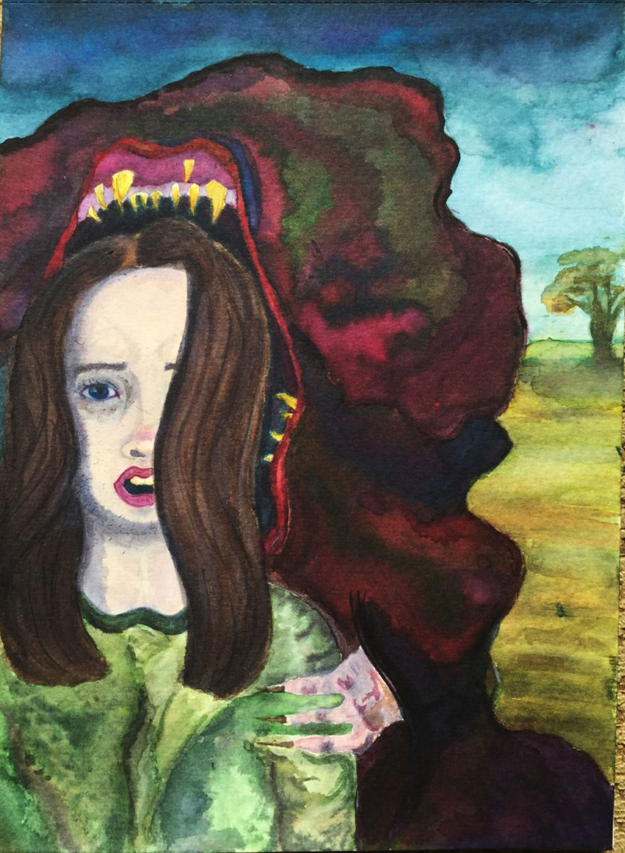 La visión de Amalia – Alexandra  Torres García
