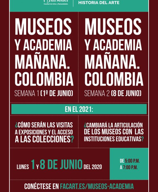 Museos y Academia Mañana. Colombia. (Semana 1)