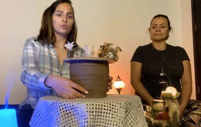 Ritual de unificicación de los elementos – Laura Sofia  Arias