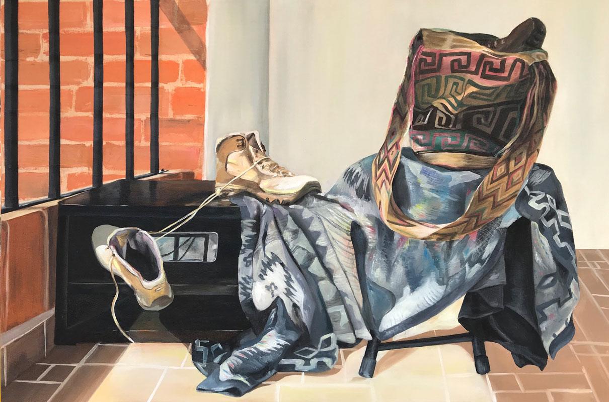 Naturaleza muerta en cuarentena – Juliana Jaramillo