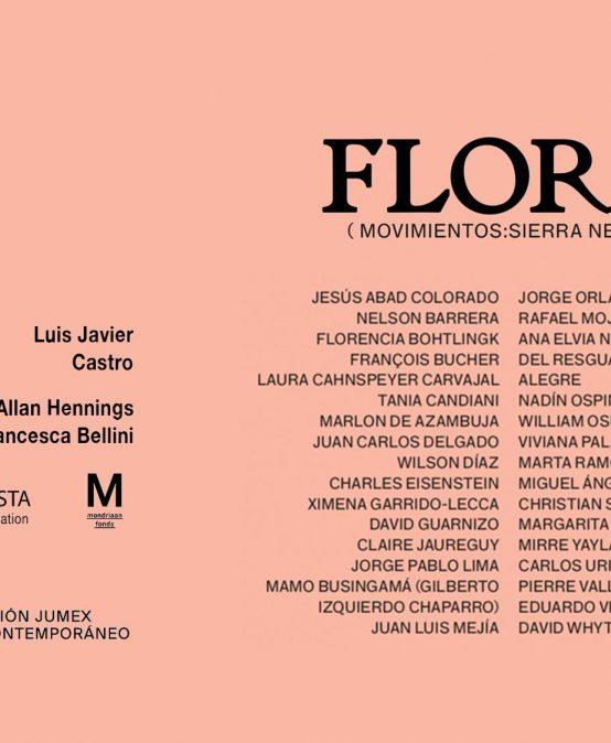 Lanzamiento Revista FLORÆ #5