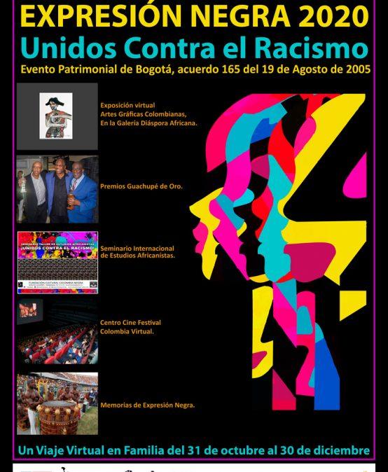 Encuentro Internacional de Expresión Negra 2020
