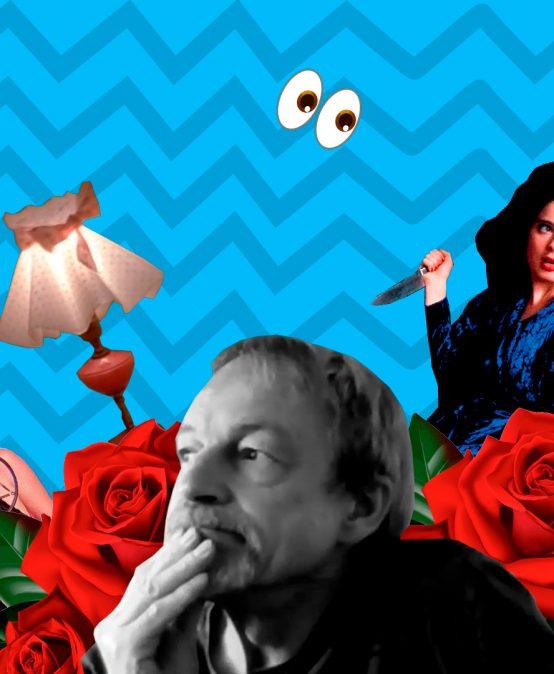 Blue Velvet de David Lynch: Los Imperdibles con Iván Rickenmann