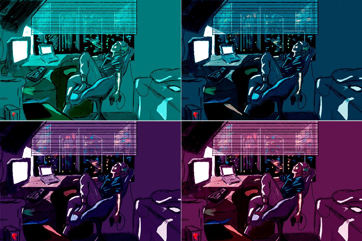 De ventanas y pantallas – Jeffrey Barrera Ruíz