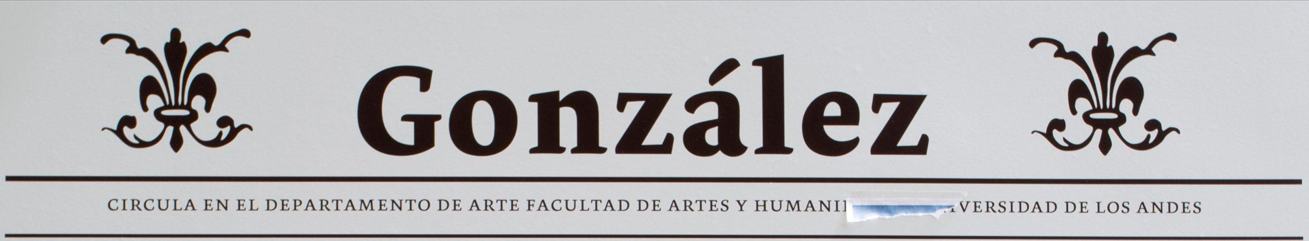 González: 15 años