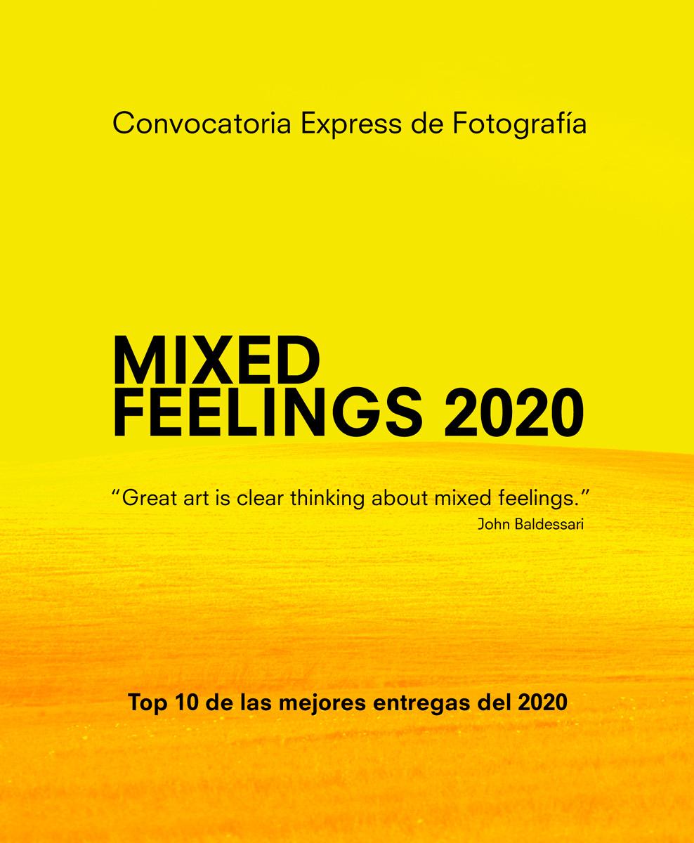 Mixed feelings 2020: Convocatoria Express de Fotografía