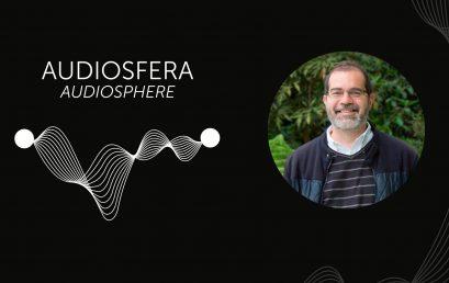 """Nuestro profesor Ricardo Arias participa en """"Audiosfera"""" exposición del Museo Reina Sofía"""