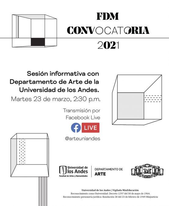 Sesión informativa convocatoria Feria del Millón 2021