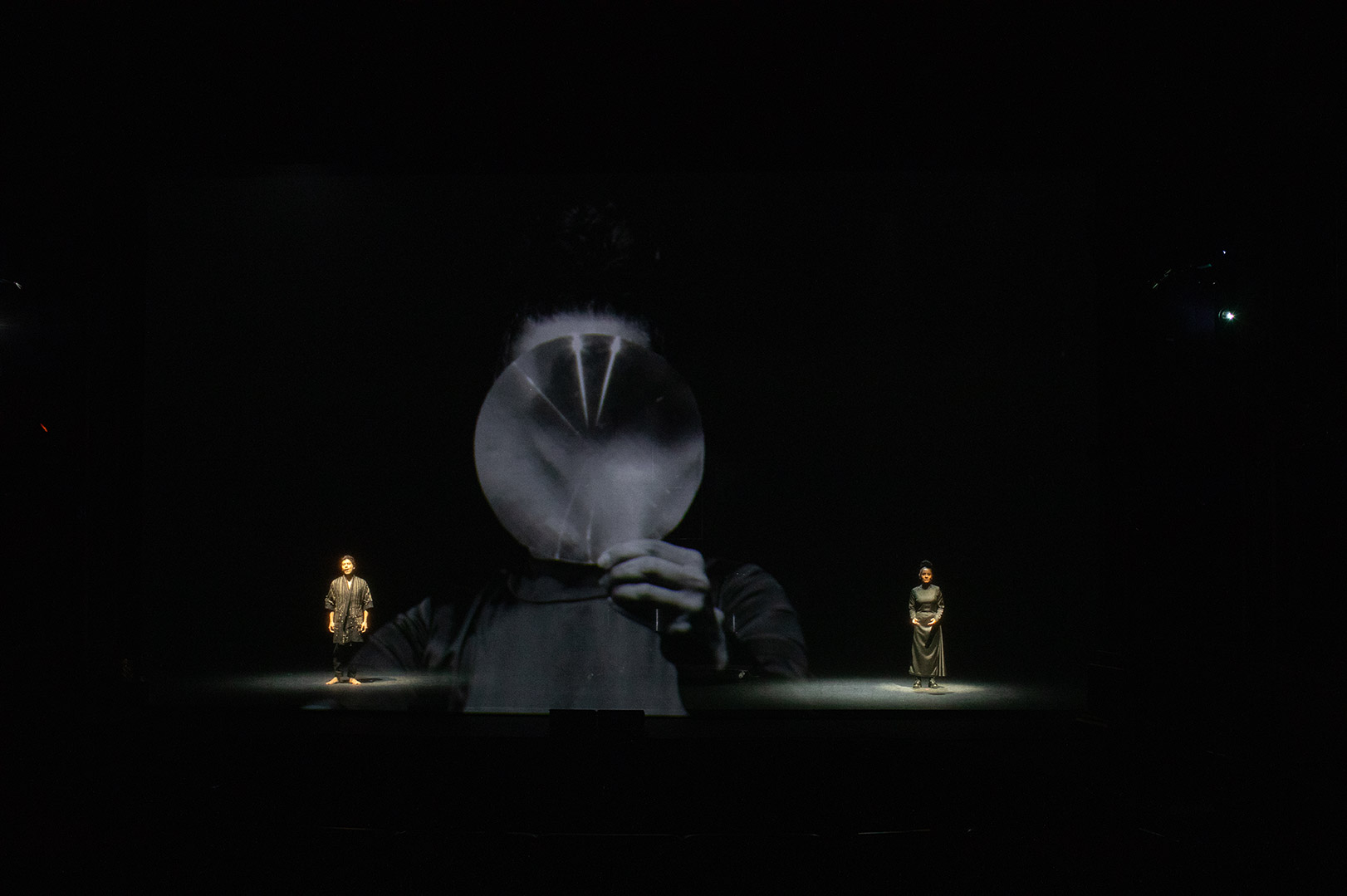 Infinitos de La Quinta del Lobo: la obra que transformó el espacio del Teatro Colón