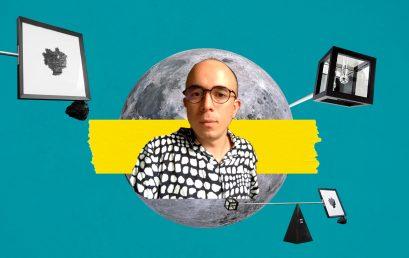 """""""Es imposible pensar un proyecto de investigación escultórico sin un desarrollo teórico"""", Santiago Reyes Villaveces, egresado de Arte"""