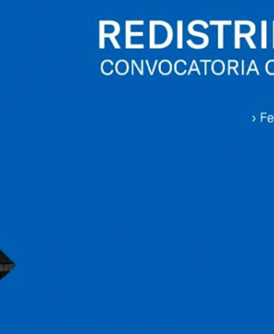 REDISTRIBUCIÓN Convocatoria ciclo 1 de 2021 | Espacio Odeón