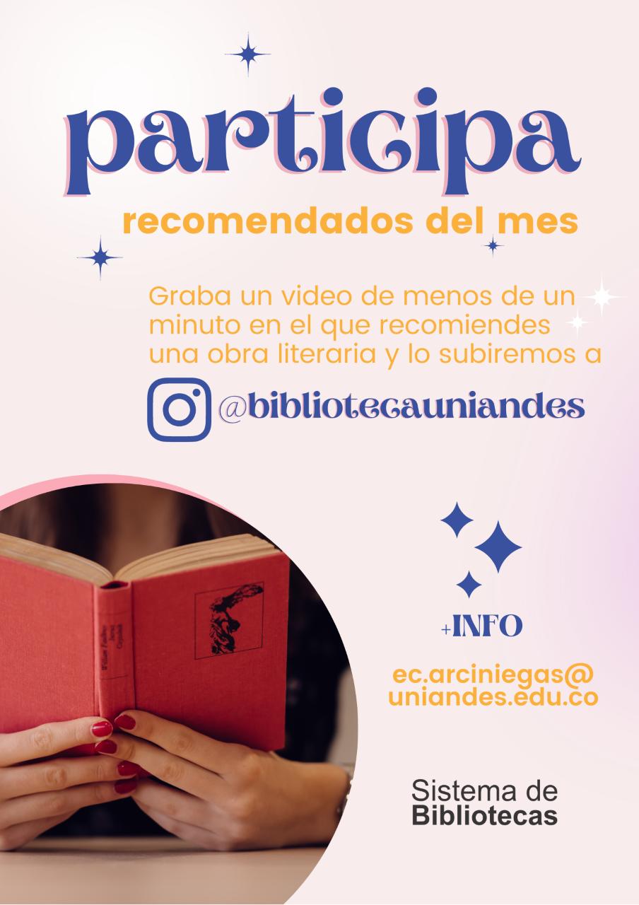 Recomendados biblioteca Uniandes