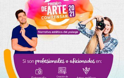 Convocatoria Premio de Arte Compensar 2021